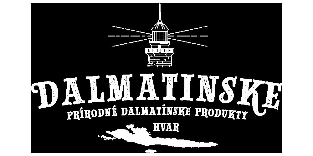 logo dalmatinske white